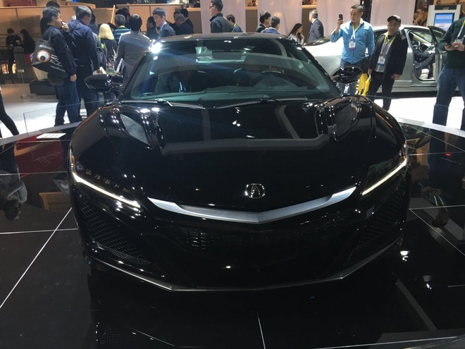 Nhung concept xe hoi hot nhat tai CES 2016 hinh anh 16