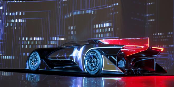 Nhung concept xe hoi hot nhat tai CES 2016 hinh anh 2