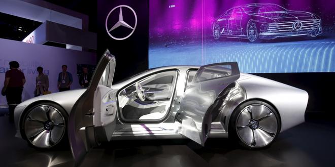 Nhung concept xe hoi hot nhat tai CES 2016 hinh anh 4