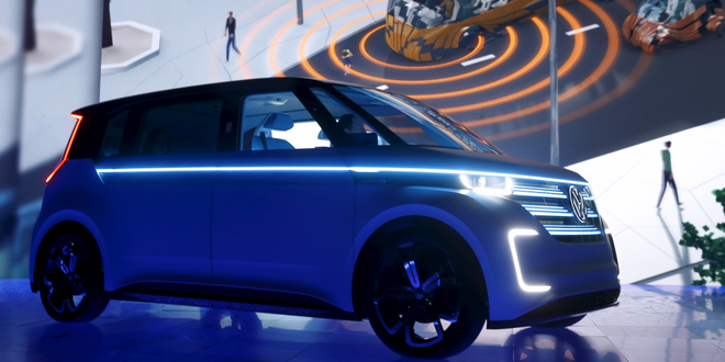 Nhung concept xe hoi hot nhat tai CES 2016 hinh anh 7