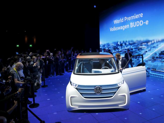 Nhung concept xe hoi hot nhat tai CES 2016 hinh anh 8