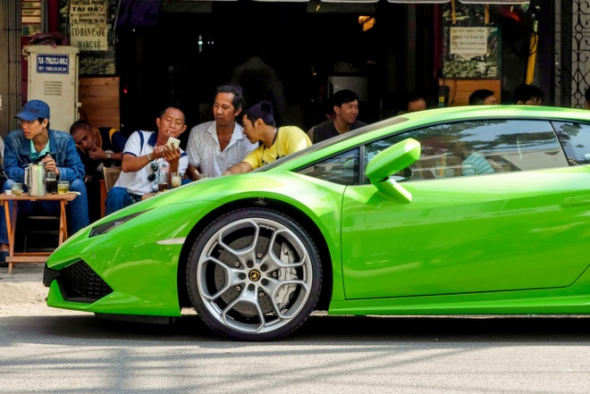 Sieu xe Lamborghini Huracan do ben via he Sai Gon hinh anh 10