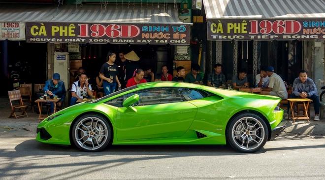 Sieu xe Lamborghini Huracan do ben via he Sai Gon hinh anh 5