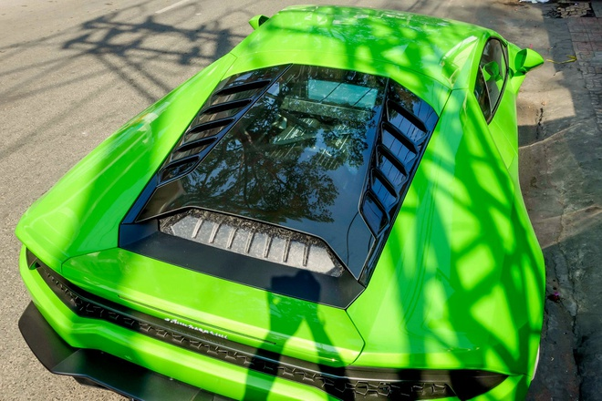 Sieu xe Lamborghini Huracan do ben via he Sai Gon hinh anh 4