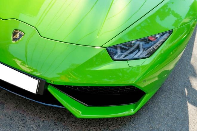 Sieu xe Lamborghini Huracan do ben via he Sai Gon hinh anh 7