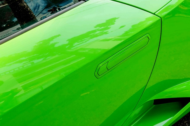 Sieu xe Lamborghini Huracan do ben via he Sai Gon hinh anh 9