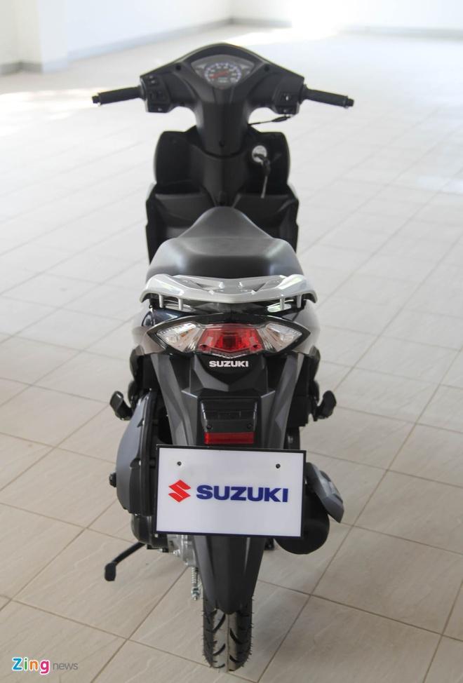 Chi tiet Suzuki Address - xe tay ga hon 28 trieu o Viet Nam hinh anh 6