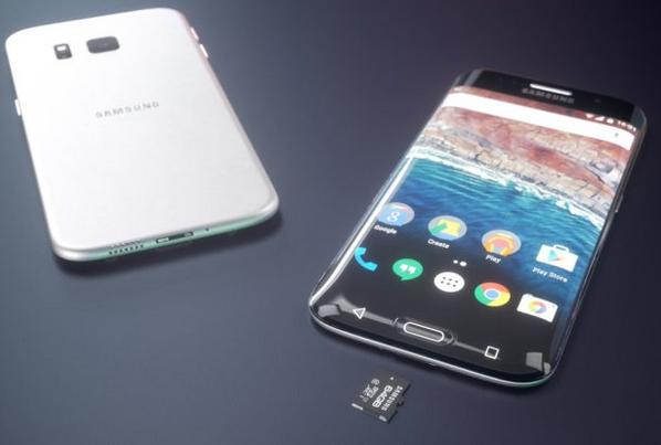Ngam ban dung Galaxy S7 cong 4 canh hinh anh