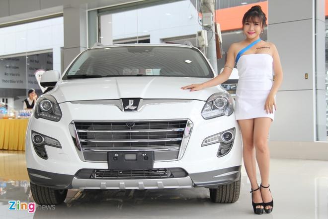 Hang xe Dai Loan Luxgen tro lai Viet Nam hinh anh 1