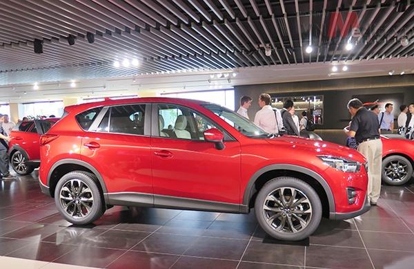 Mazda CX-5 2016 gia tu 1,039 ty dong hinh anh