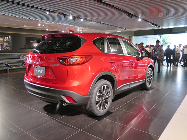 Mazda CX-5 2016 gia tu 1,039 ty dong hinh anh 2
