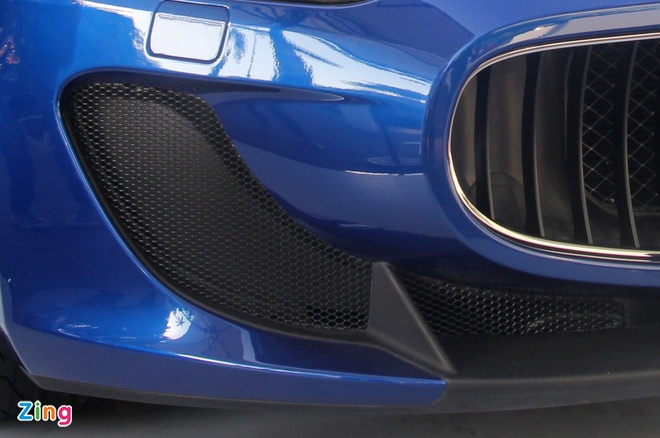 Maserati GranTurismo MC Stradale chinh hang dau tien tai VN hinh anh 6