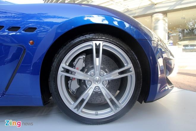 Maserati GranTurismo MC Stradale chinh hang dau tien tai VN hinh anh 7