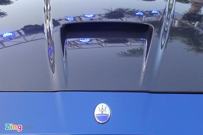 Maserati GranTurismo MC Stradale chinh hang dau tien tai VN hinh anh 9