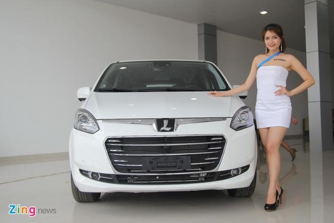 Luxgen M7 - doi thu Toyota Innova tai Viet Nam hinh anh 1