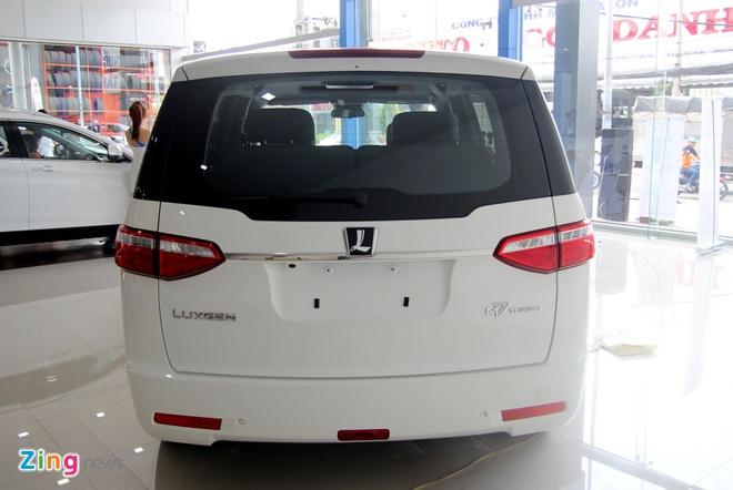 Luxgen M7 - doi thu Toyota Innova tai Viet Nam hinh anh 4