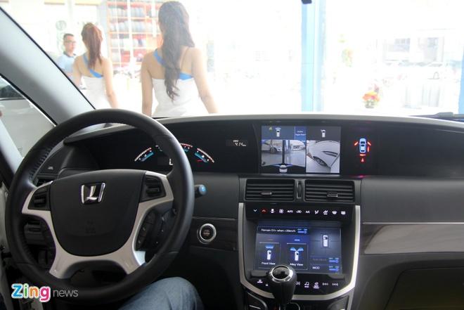 Luxgen M7 - doi thu Toyota Innova tai Viet Nam hinh anh 6