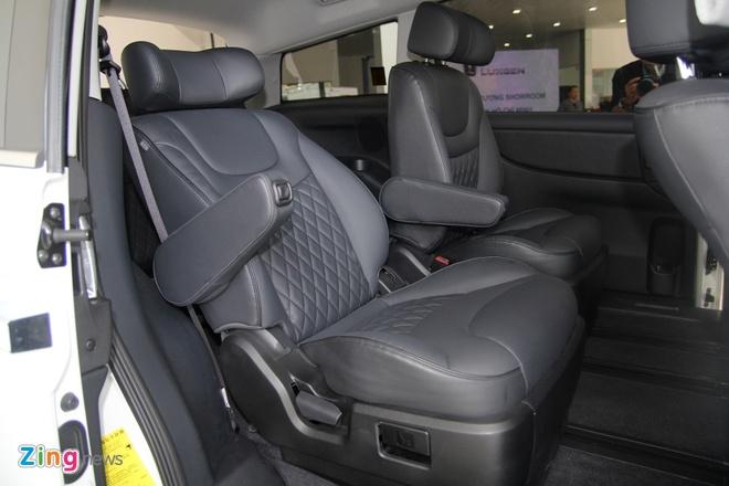 Luxgen M7 - doi thu Toyota Innova tai Viet Nam hinh anh 7