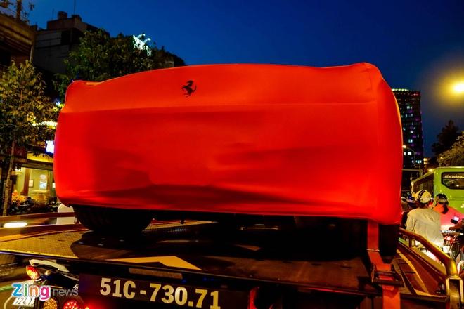 Sieu xe Ferrari 458 Spider dau tien tai Viet Nam hinh anh 2