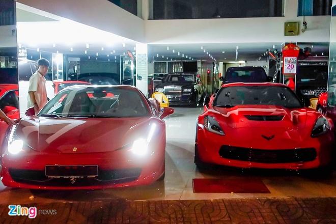 Sieu xe Ferrari 458 Spider dau tien tai Viet Nam hinh anh 7