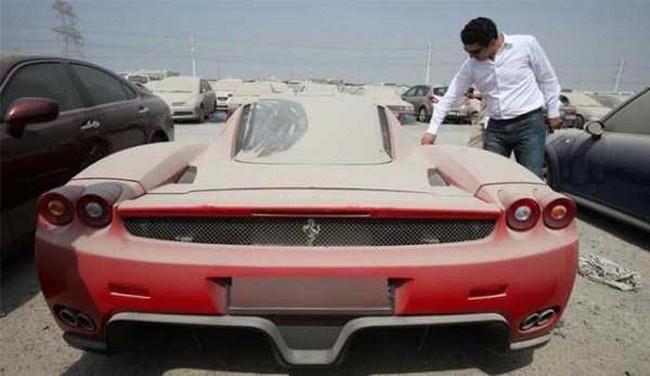 Dubai – vung dat cua sieu xe gia re hinh anh