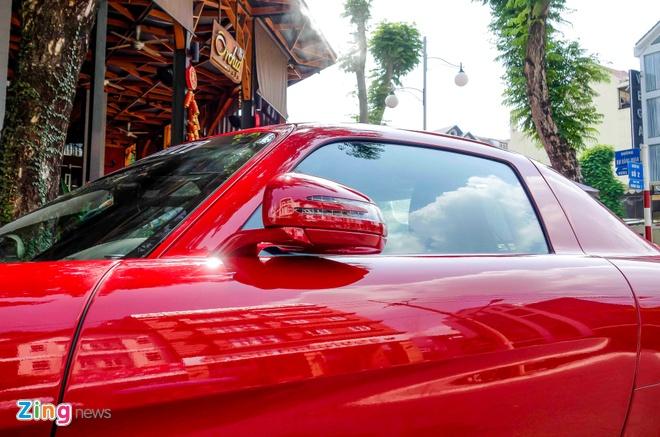 Mercedes SLS chinh hang duy nhat tren duong Sai Gon hinh anh 9