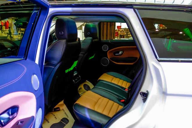 Chi tiet Land Rover Evoque 2016 tai Viet Nam hinh anh 9