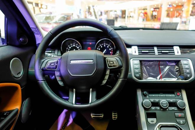 Chi tiet Land Rover Evoque 2016 tai Viet Nam hinh anh 5
