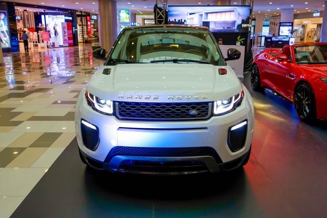 Chi tiet Land Rover Evoque 2016 tai Viet Nam hinh anh 2