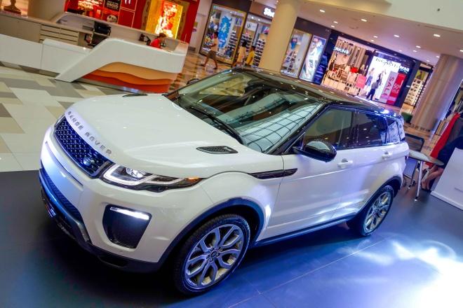 Chi tiet Land Rover Evoque 2016 tai Viet Nam hinh anh 6