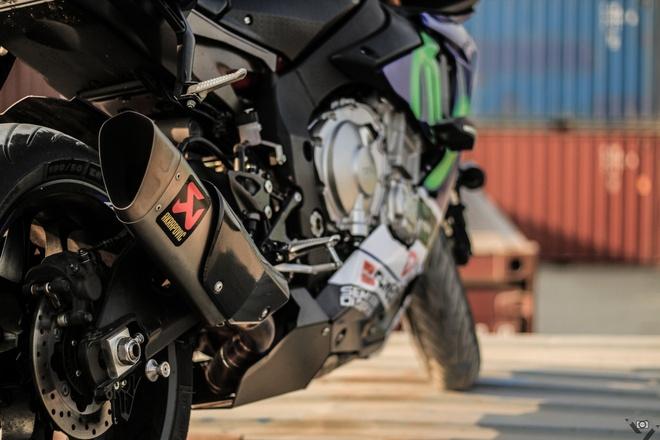 Sieu moto Yamaha R1 do Movistar o Sai Gon hinh anh 7