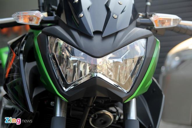 Kawasaki Z300 ve Viet Nam gia 149 trieu dong hinh anh 5