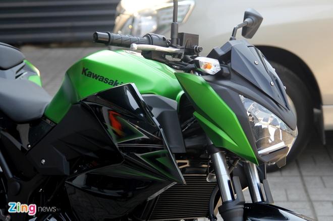 Kawasaki Z300 ve Viet Nam gia 149 trieu dong hinh anh 9
