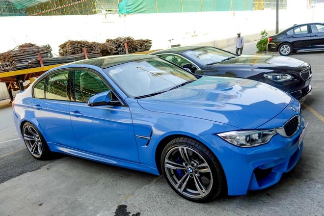 BMW M3 doi moi dau tien ra bien so o TP HCM hinh anh