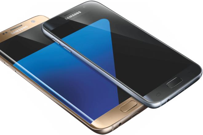 Anh chinh thuc Samsung Galaxy S7 va S7 Edge bi lo hinh anh 1