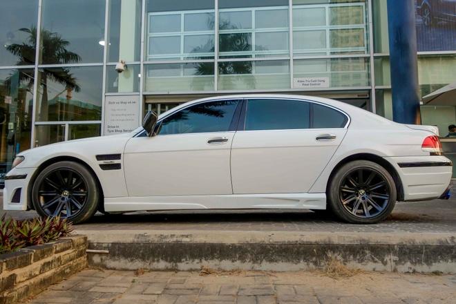 BMW 760Li do Hamann o Sai Gon hinh anh 2