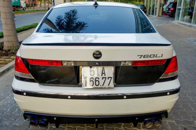 BMW 760Li do Hamann o Sai Gon hinh anh 3