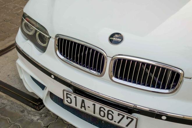 BMW 760Li do Hamann o Sai Gon hinh anh 5