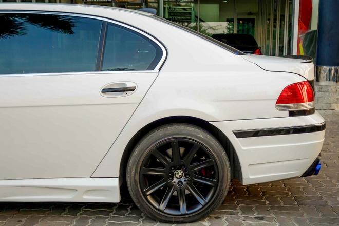 BMW 760Li do Hamann o Sai Gon hinh anh 7