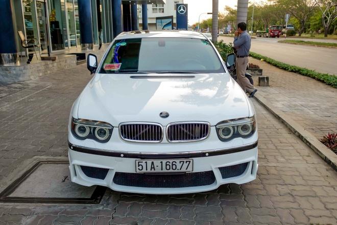 BMW 760Li do Hamann o Sai Gon hinh anh 9