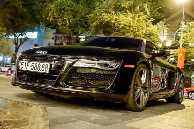 Sieu xe Audi R8 Spyder duy nhat tai xuat o Sai Gon hinh anh 2