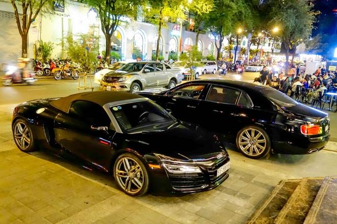 Sieu xe Audi R8 Spyder duy nhat tai xuat o Sai Gon hinh anh 3