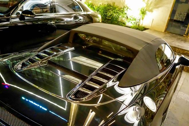 Sieu xe Audi R8 Spyder duy nhat tai xuat o Sai Gon hinh anh 6