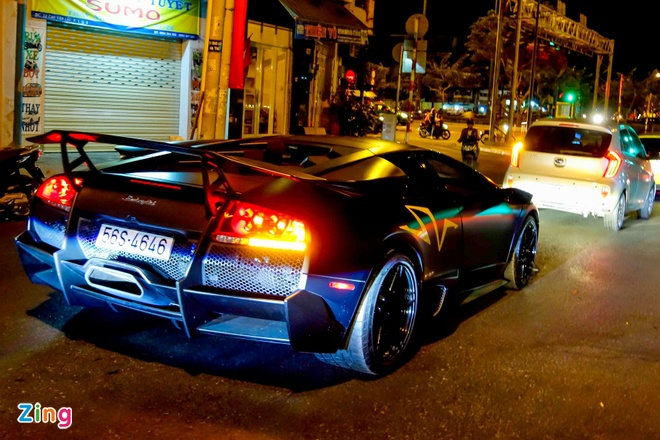6 chiec Lamborghini moi xuat hien o Sai Gon hinh anh 10