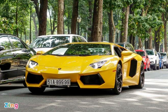 6 chiec Lamborghini moi xuat hien o Sai Gon hinh anh 3