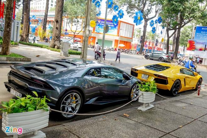 6 chiec Lamborghini moi xuat hien o Sai Gon hinh anh 4