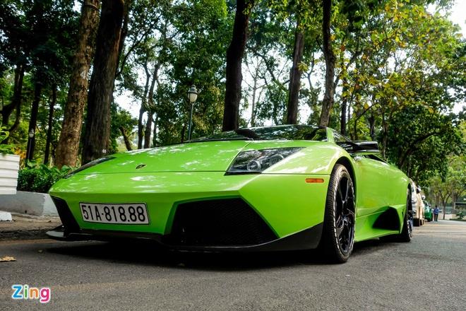 6 chiec Lamborghini moi xuat hien o Sai Gon hinh anh 7