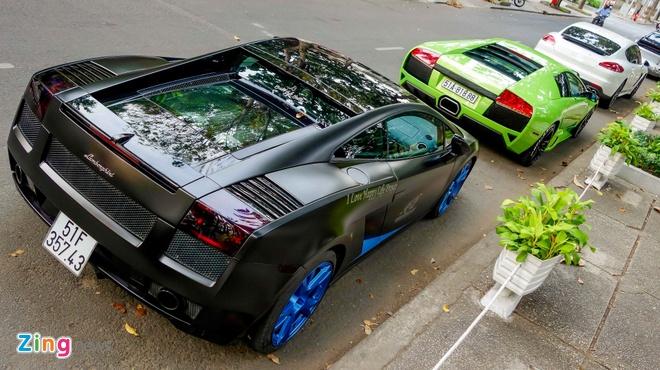 6 chiec Lamborghini moi xuat hien o Sai Gon hinh anh 6