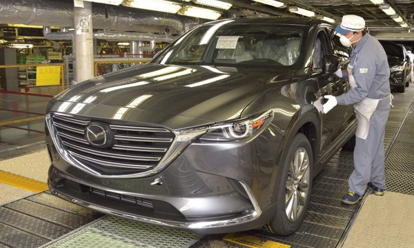 Mazda CX-9 2017 ruc rich ve Viet Nam hinh anh