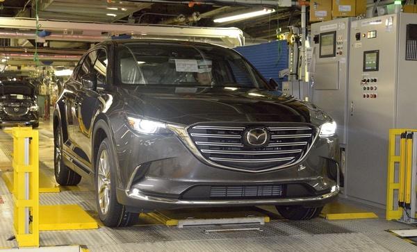 Mazda CX-9 2017 ruc rich ve Viet Nam hinh anh 2